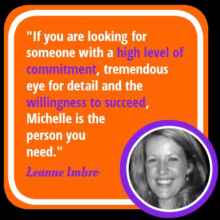 Leanne Imbro Testimonial