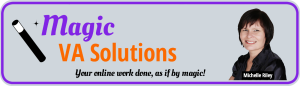 Magic VA Solutions - Your online work done, as if by magic!